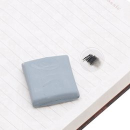 Wholesale Sketch Eraser - Wholesale- Strong Adhesive Kneadable Soft Rubber Eraser Dedicated Cleaning Pencil Sketch
