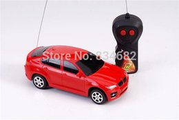 Wholesale Nitro Electric Cars - Wholesale-Fashion Kids Remote Control Cars Electric Radio Control High Speed Toy RC Car for Boys Children Buggy Funny Toys Cheap Price