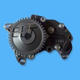 Excavatrice Komatsu PC300-5 PC300-6 Moteur SAA6D108E Pompe à huile Ass'y Pompe à engrenages 6221-53-1101 ? partir de fabricateur