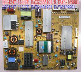 Wholesale Lg Power Boards - Original Power Supply Board EAX62865401 8 EAY62169801 EAX62865401 EAX64484901 LGP4247-11SLPB For LG TV