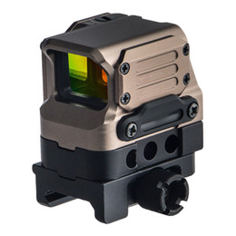 Wholesale Red Dot Sight Picatinny - wholesale FC1 Red Dot Sight Reflex Sight Holographic Sight for 20mm Picatinny Rails Scope Mount Hunting Airsoft Skirmish Accessories