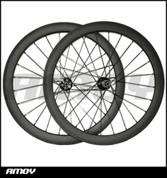 Wholesale Cyclocross Carbon - Hot sell, Disc 700C 50mm 25mm Clincher Carbon hookless asymmetric Wheelset Road Cyclocross Bike Bicycle Disc brake Hubs Wheels