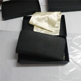 Wholesale High Fashion Iphone Cases - P198 Handbag Genuine leather Original box Cellphone Case Holder Bag Women Brand designer luxury high quality famous fashion new
