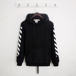 Wholesale Velvet Zebra - 2017 winter tide card European and American fashion zebra plus velvet sweater men's hooded casual jacket factory direct