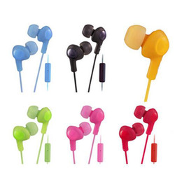 new dj mp3 NZ - New Earphone Earbuds HA-F160 HA F160 Bass DJ Earphone 3.5mm Headphone without MIC For Iphone 6 5 Ipad Samsung HTC with retail box