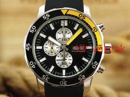 Wholesale Pilots Watches - Back Luxury Brand Mens quartz Watch swiss men pilot watch ROYALOAK OFFSHORE rose gold steel Rubber strap Mens Sport date WristWatches