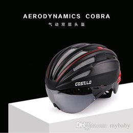 Wholesale Casco Road Bike - Wholesale COSTELO road Bike Helmet Ultralight light weight Casco Ciclismo Capacete Cascos para Bici lRoad MTB bicycle Cycling Bicycle