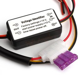 Wholesale Fog Light Relay Harness - iTimo DRL Controller Auto Car LED Daytime Running Light Relay Harness Dimmer On Off 12-18V Fog Light COntroller for ford foucus