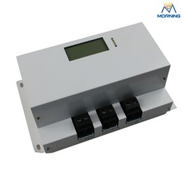 Wholesale Solar Controller Mppt 48v - Hot sale MPPT4840D 36V 48V auto 40A MPPT LCD display solar system controller of high quality