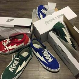 Wholesale Canvas Casual Sneakers - Yezee Calabasas Stylist Ian Connors Revenge X Storm Sneakers kanye west calabasas Casual Shoe Men Women Shoes Four Colors Wholesale EUR36-45