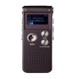 Wholesale Usb Voice Activated Recorders - Wholesale- New 4G Digital Voice Recorder Voice Activated USB Pen Digital Audio Voice Recorder Mp3 player Dictaphone Black gravador de voz