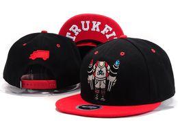 Wholesale Trukfit Hot Pink Hat - New 2017 Hot sale Brand Men and women Truck Trukfit Snapback flat-brimmed hat Skate Cap hiphop hip hop baseball cap Hat