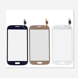 Wholesale Grand Gt - Original New Test Touch Screen Front Glass Lens Digitizer Replacement Parts For Samsung Galaxy Grand Neo Plus GT-i9060i i9060