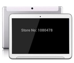 Wholesale Dhl Shipping Phablet - Wholesale- DHL Free shipping Metal 9.6 inch Tablet PC 3G 4G Lte MTK8752 Octa Core 4GB RAM 32GB ROM Android 5.1 GPS Dual Camera9 10 phablet