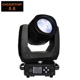 Wholesale Full Moving - TIPTOP TP-L654 NEW Design ZOOM 150W Led Moving Head Effects Gobo Beam Light Spot Led Stage Lighting Full Color LCD Display