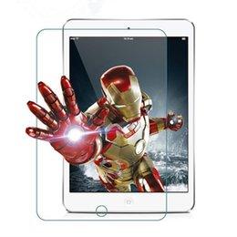 Wholesale Ipad3 Screen Protector Retail - Wholesale-Hot for iPad 2 3 4 Tempered glass screen protector for ipad2 ipad3 ipad4 9.7inch with retail package box protective film