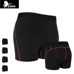 Wholesale Hot Jersey Girls - HOT Summer Style 2017 Outdoors Women Base Shorts Pro Fitness Short Traning Bodybuilding Lady Compression Joggers Girls Shorts