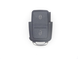 Wholesale Volkswagen T5 - Replacement car key shell fits for VW 2 Button Remote Key VOLKSWAGEN Fob Case Shell For TRANSPORTER T4 T5