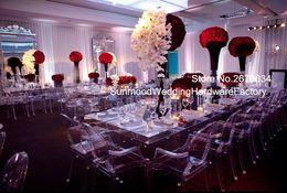 Canada Nouvelle arrivée mental or / ruban / noir / plaqué blanc vase à fleur de décoration Offre