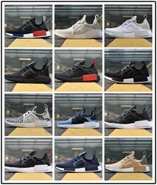 Wholesale Glitter Socks - cheap NMD Runner 3 III XR1 Camo x City Sock PK Navy NMD_XR1 Primeknit Running Shoes For Men Women Fashion Sports Sneakers Trainers