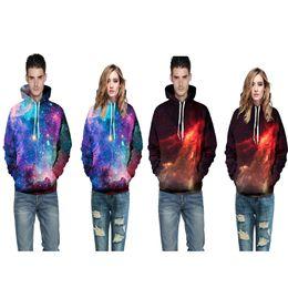 2019 frauen-galaxie-sweatshirt 2017 neue ankunft weiches material baumwolle plend hoodie 3D druck galaxy nacht hochwertige hoody unisex herren frauen casual pullover sweatshirts rabatt frauen-galaxie-sweatshirt