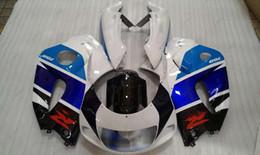 Wholesale 1996 Gsxr - Fairing Kits GSXR 600 2000 Plastic Fairings GSXR750 96 97 ABS Fairing GSX-R600 98 99 1996 - 2000