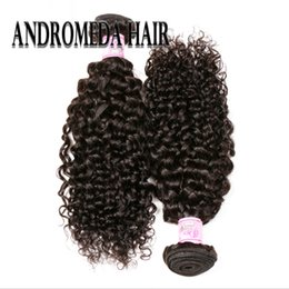 Wholesale European Human Extensions - Hot Curly Weave Human hair Unprocessed European Hair Extensions 3 Pcs a lot Best Quliaty 8 to 26 inch