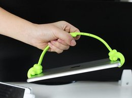 Wholesale Pink Thumbs - Phone Holder Lazy Mobile Phone stand Bed Thumb Cell Smartphone Tablet universal Accessory Mount Support Desk Desktop Table Stents