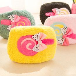 Wholesale 12PCS Kids Birthday Party Supply Lollipop Mask Baby Shower Souvenirs Favors Return Gift