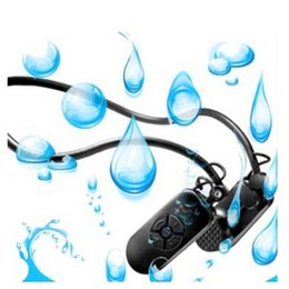 Wholesale Diving Water Waterproof Swimming Mp3 - latest design wireless sports headphone or mp3 player hifi music underwater 8-10M waterproof for swimming diving water sports