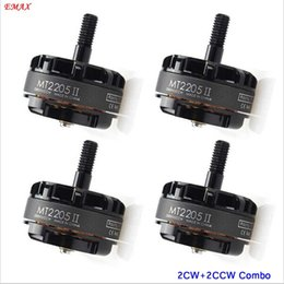 Wholesale Quadcopter Outrunner Motors - F16747 4pcs EMAX RC Brushless Motor 2300kv Racing Edition Multi-axle Copter 3mm Shaft Outrunner Drone Quadcopter