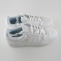 Wholesale Tops Online Shopping - White Calabasas Casual SHOES Online Cheap Running Shoes Top Selling Men Calabasas Boosts Calabasas Runner Cheap Online Shop