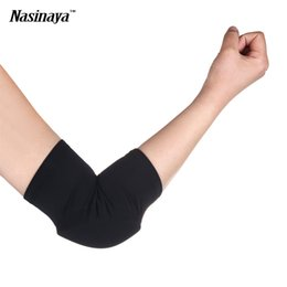 Wholesale Ice Skate Protectors - Wholesale- Figure Skating Ice Skating Elbow Protector Pad Sports Safety Supporter Protective Mat Protection 15mm Thick Customized Size