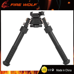 2017 New BT10-LW17 V8 Atlas 360 degrees Adjustable Precision Bipod QD Mount For Rafile Hunting Mount