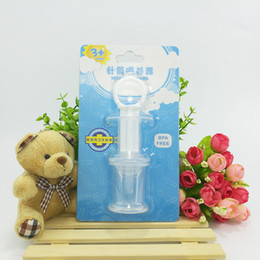 Wholesale pull type - MinBoutique M17035 Baby Syringe Feeding Device Manual Pull Type with Packaging