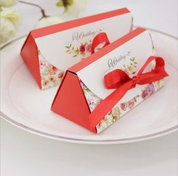Wholesale Recycled Corrugated - 50pcs Ferrero Rocher Boxes Candy Box Wedding Favors and Gifts Baby Shower Box Wedding Favors Sweet Gifts Bags Supplies