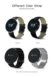 Wholesale 2017 M88S Smart watch Phone Smart Bracelets Sleep Monitoring Heart Rate Blood Oxygen For Android IOS Phone