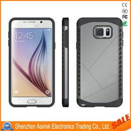 Wholesale Armor Shield - For Samsung Galaxy Note 5 Shield Hybrid Armor Dual Layer Hard PC + Soft Silicone Defender Shockproof Case