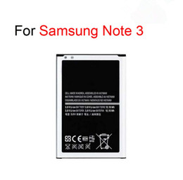 Wholesale Replacement Battery S4 - New Original Li-ion Mobile Phone Battery For Samsung Galaxy S4 I9500 Alpha G850 Note 3 Note III N900 High Quality Replacement Battery