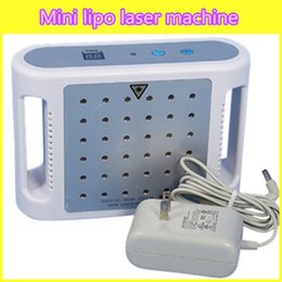Wholesale Lipo Fast - Lipo Laser Slimming Pad mini Lipolysis Laser Body Shaping Fast Weight Loss Device Laser Diodes portable Fat Removal Machine