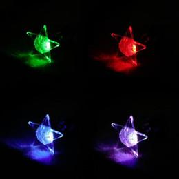 Ohrstecker Großhandel Charming LED Ohrring Leuchten Crown Glühende Kristall Edelstahl Ohrstecker Schmuck Für Frauen Kanal Ohrringe von Fabrikanten
