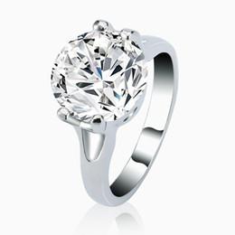 Wholesale Wholesale Princess Cut Diamond Rings - Diamond Shiny Wedding Ring Sterling Silver Ocean Sweet Honey Topaz Onyx Princess Cut Handmade Eternity Ring Size 7 8 BJZ00211
