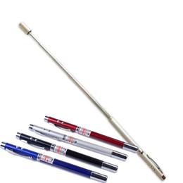 4 colori Nuova penna a sfera Puntatore laser PowerPoint Insegnamento Strumento di conferenza Presenter Illuminazione Pointer Pen Beam da chiodi 21 fornitori