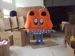 Wholesale Ice Cream Mascot Costumes - Ice cream QQ baby Mascot Costume Adult Character Costume mascot As fashion free shipping