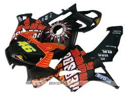 Wholesale Honda Fit Body Kits - New ABS fairings kits body kit Fit for HONDA CBR600RR F5 2005 2006 CBR 600 RR 05 06 CBR600 600RR motorcycle fairing set matte repsol