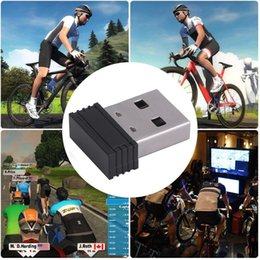 Wholesale Ant Usb - New and high quality Mini Dongle USB Stick Adapter For ANT+ Portable Carry For Garmin 310XT 405