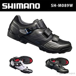 Wholesale Mountain Bike Lock Shoes - Shimano mountain bike lock shoes shoes male M088   M089 lock shoes riding shoes bicycle shoes