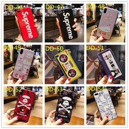 Moda phone case para iphone6 ​​6 plus 7/8 8 plus tpu pc multi padrão casos de telefone celular de