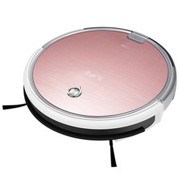 Wholesale Household Air Cleaners - Original 2 in 1 ILIFE X620 Smart Robot Vacuum Cleaner Cleaning Appliances 450ML Water Tank Wet Clean 0716003