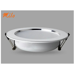 Wholesale High Current Driver - Wholesale- High quality LED downlight, integrated aluminum lamp body, high lumen 5730SMD, with constant current driver together